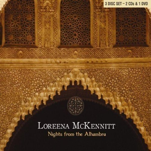 Loreena McKennitt - Nights From The Alhambra (Cd 2 - Zortam Music