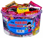 Haribo Mini-Mix, 1er Pack (1 x 600 g...