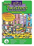 LeapFrog LeapPad Book: Brain Twisters Search the City