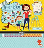 Orange Circle Studio 2015 Do It All 17-Month Magnetic Wall Calendar, Moms Do It All (15545)
