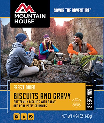 Mountain House Biscuits & Gravy photo
