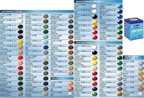 Revell-Aqua-Color-Farben-10-Tpfchen-a-18ml-Farbauswahl-per-Mail