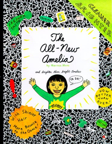 The All New Amelia (Amelia), MARISSA MOSS