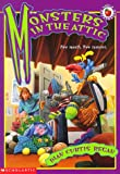 Monsters in the Attic (0590844733) by Regan, Dian Curtis