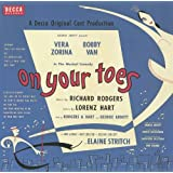 On Your Toes (1954 Original Broadway Cast Recording)