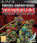 Activision TMNT: Mutants in Manhattan...