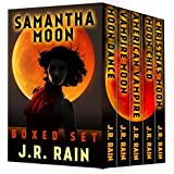 Samantha Moon: The First Four Vampire for Hire Novels, Plus the Christmas Moon Novella