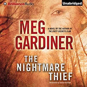The Nightmare Thief: A Novel | [Meg Gardiner]