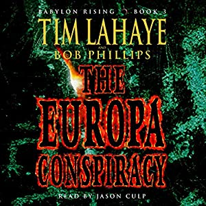 The Europa Conspiracy Audiobook