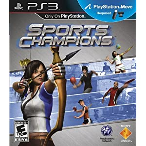 sony move sports