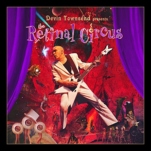 The Retinal Circus (Live) [2 CD]