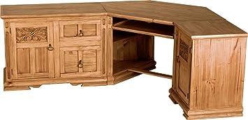 MiaMöbel Mexico Eck-Schreibtisch