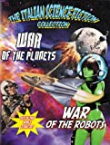 Cover art for  War of the Planets/War of the Robots