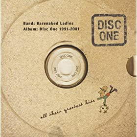 Disc One: All Their Greatest Hits 1991-2001