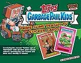 2016 Topps GPK Garbage Pail Kids Card Stickers Series 2 Trashy TV Blaster Box - 4 packs of 10 cards