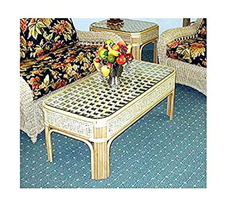 Indoor Rattan Coffee Table