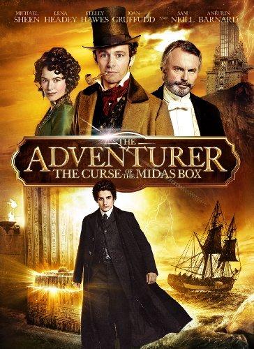 Adventurer: Curse of the Midas Box [DVD] [2013] [Region 1] [US Import] [NTSC]