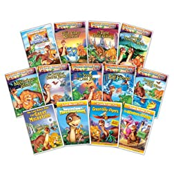 Land Before Time: The Complete Collection