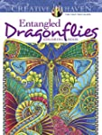 Creative Haven Entangled Dragonflies...