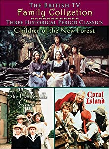 The British TV Family Collection: Three Historical Period Classics