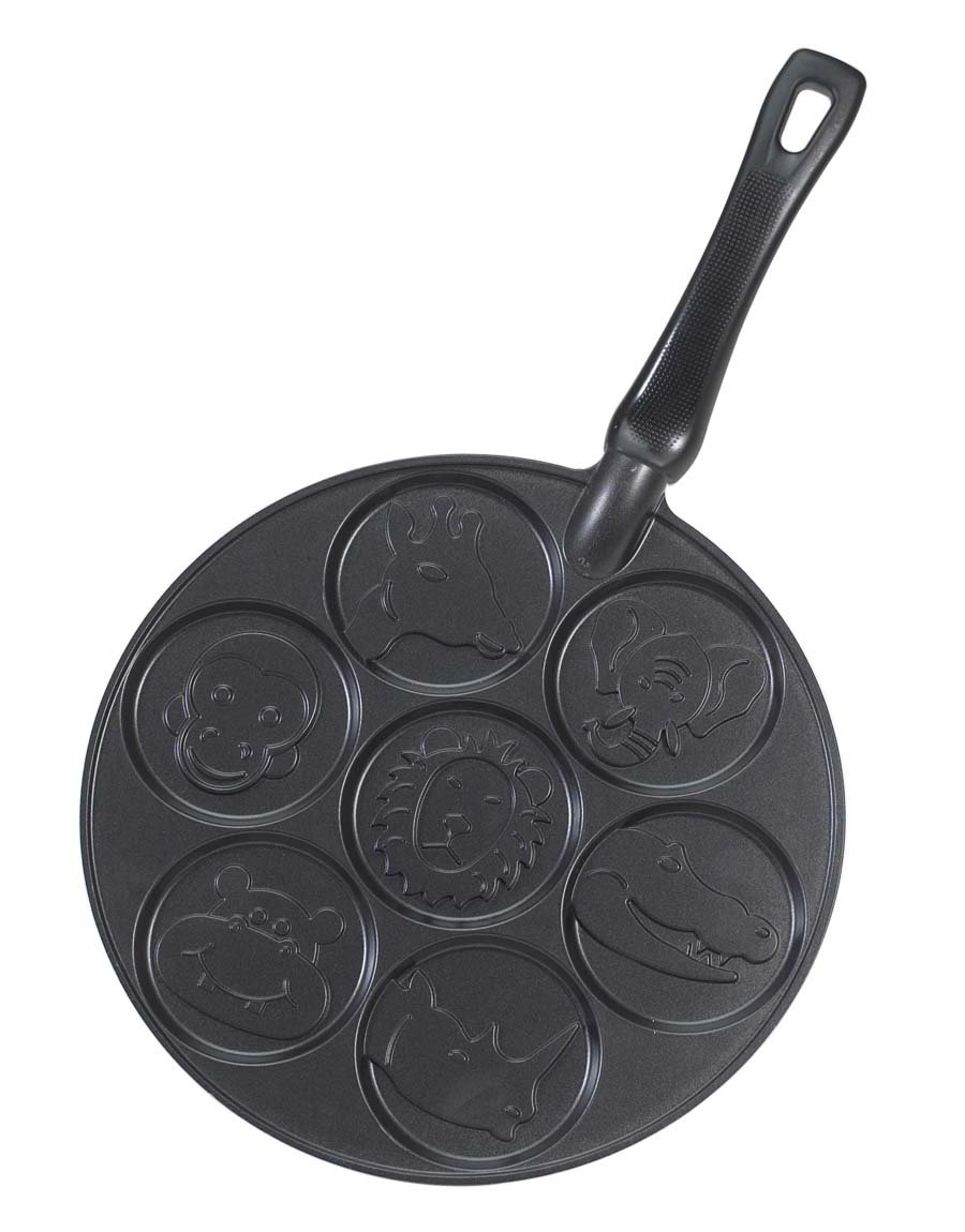 Nordic Ware Zoo Friends Pancake Pan