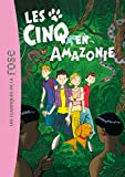 """Afficher """"Les Cinq en Amazonie"""""""