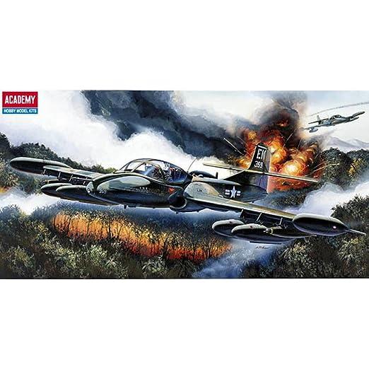 Academy - A-37B DRAGON FLY