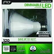 TCP PAR38 Wet Location LED Floodlight Light Bulb-19W PAR38 WET LED 30K