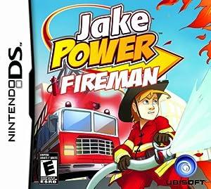 Jake Power Fireman - Nintendo DS