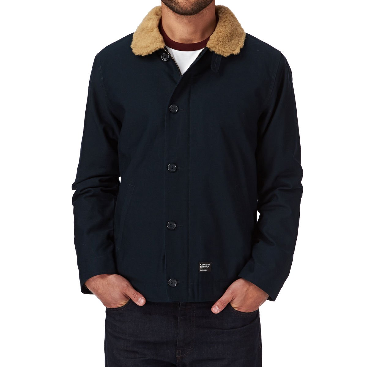 Carhartt Sheffield Jacket - Cadet Rigid