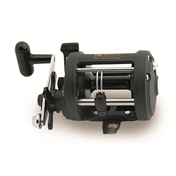 Shimano TR Levelwind Conventional Reel (4.3:1)