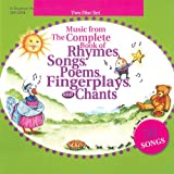 Jackie Silberg Music from the Complete Book of Rhymes, Songs, Poems, Fingerplays and Chants