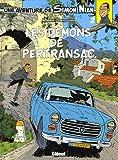 echange, troc Rodier, François Corteggiani - Une aventure de Simon Nian, Tome 2 : Les démons de Pertransac