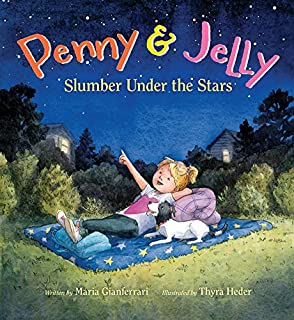Book Cover: Penny & Jelly: Slumber Under the Stars