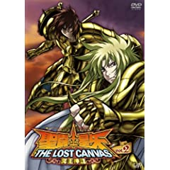 �����m���� THE LOST CANVAS �����_�b VOL.2 [DVD]