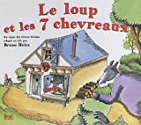 img - for le loup et les 7 chevreaux book / textbook / text book