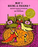 img - for [May I Bring a Friend?] (By: Beatrice Schenk de Regniers) [published: February, 1971] book / textbook / text book
