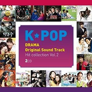 K-pop Drama OST Hit Collection Vol. 2 (2CD) (韓国盤)