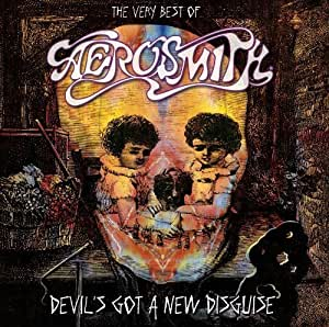 Devil's Got A New Disguise, The Very Best Of Aerosmith by Aerosmith (2006) Audio CD