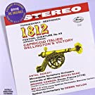 Tchaikovski : Ouverture 1812 - Capriccio Italien - Beethoven : La Victoire De Wellington