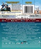 The Adventures of Tintin (Three-Disc Combo: Blu-ray 3D / Blu-ray / DVD / Digital Copy) from Paramount Pictures