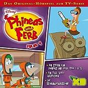 Phineas und Ferb 4 | Gabriele Bingenheimer, Marian Szymczyk