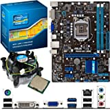 INTEL Core i7 3770K 3.5Ghz, ASUS P8H61-MX USB3 CPU & Motherboard Bundle