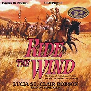 Ride the Wind | [Lucia St. Clair Robson]