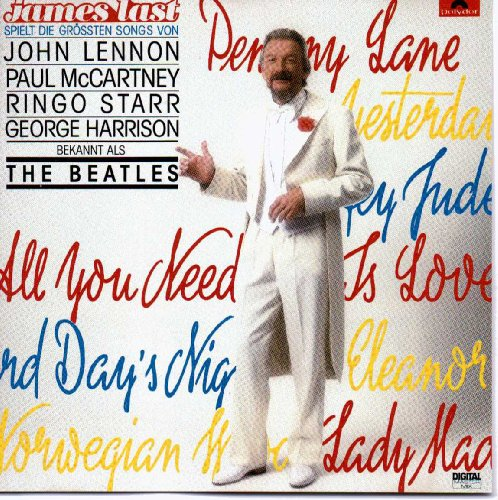 James Last - Die Grossten Songs Von The Beatles - Zortam Music