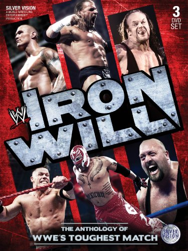 WWE - Iron Will: The Anthology Of WWE's Toughest Match [DVD]
