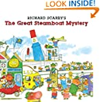 Richard Scarry's The Great Steamboat...