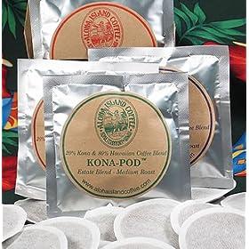 HAWAIIAN KONA COFFEE BLEND VARIETY PACK