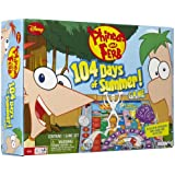 Phineas And Ferb 104 Days Of Summer Board Game