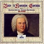 Bach : 75 Cantates / Kantaten / Cantatas